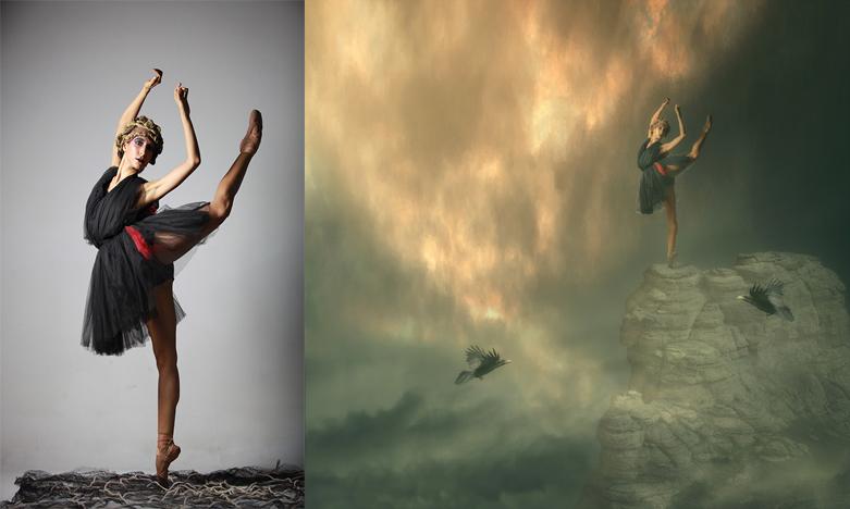 Photo manipulation, digital art, photoshop, photo editing, digital retouching